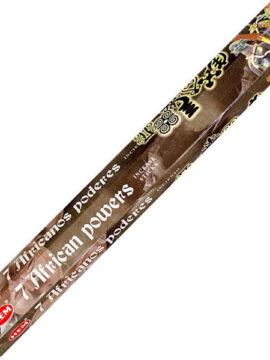 7 Africanes Podres Incense