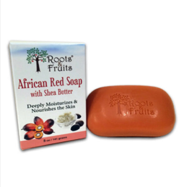 African Red Soap