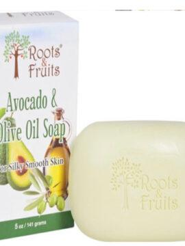 Avocado & Olive Oil Soap