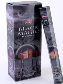 Black Magic Incense