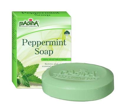 Peppermint Soap