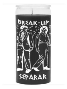 Breakup Candle