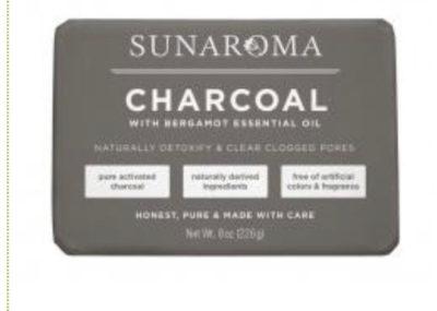 Charcoal Body Bar