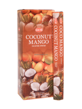 Coconut Mango Incense