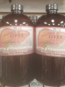 liver & bladder cleanse