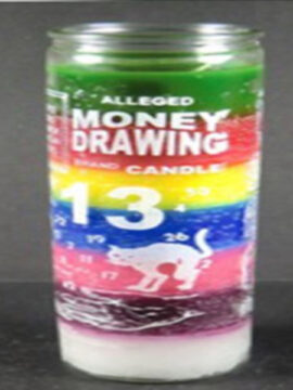 Money Drawing Candle