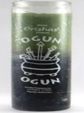 Ogun Candle