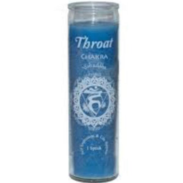 Throat Chakra Candle