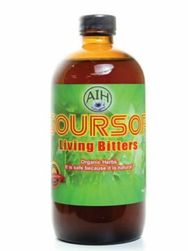 Herboganic Soursop Living Bitters
