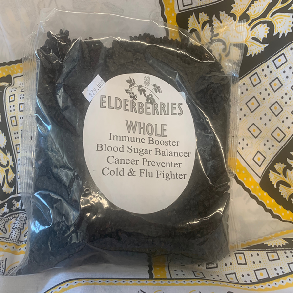Elderberries (Whole)